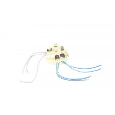 Плата управления освещением (2 лампы 2 выключателя)