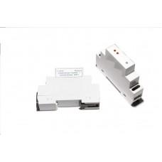 Модуль  управления освещением 1лампа 1 выключатель на дин рейку