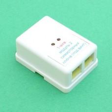 1-wire 2 симисторных ключа 220в (под винт)