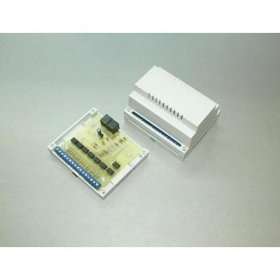 1-wire Модуль  контроля наличия 220в 8 каналов