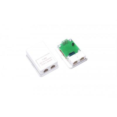 1-wire Датчик наличия 220в 2 канала
